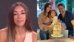 Floppy Tesouro reveló que no le ha dicho a su hija que se separó de Rodrigo Fernández Prieto