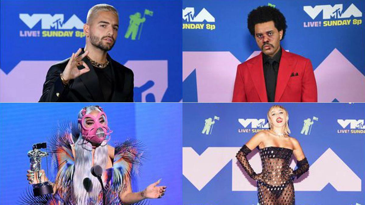 VMAs 2020: Las mejores presentaciones y ganadores de la noche