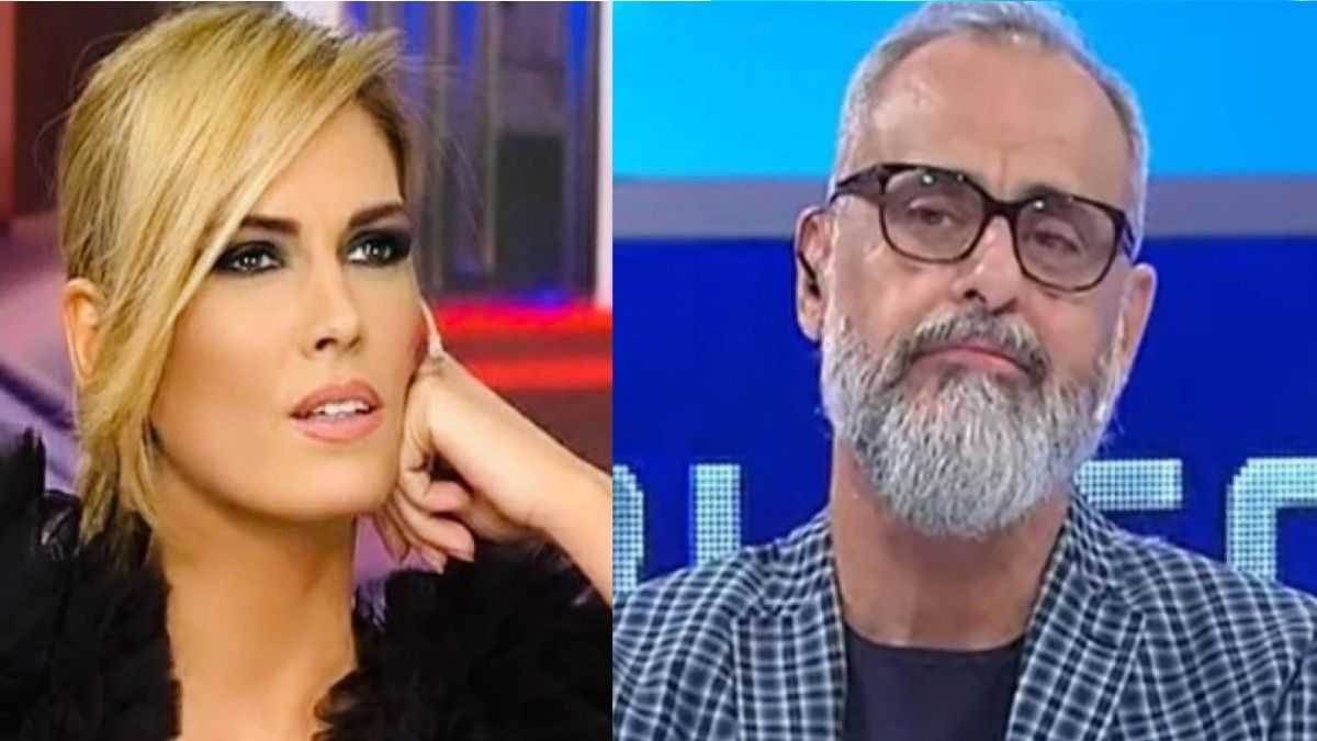 Jorge Rial muy indignado le reclamó a Viviana Canosa por haber bebido dióxido de cloro