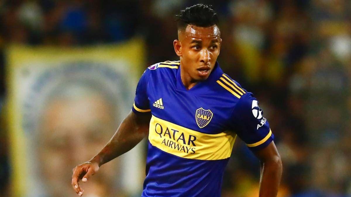 El jugador Sebastián Villa fue denunciado por su ex pareja tras comenter violencia en su contra