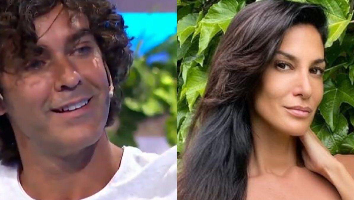 Mariano Martínez habló de los rumores de romance con Silvina Escudero: No la conozco