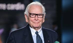 ¡Más luto! Pierre Cardin fallece a los 98 años