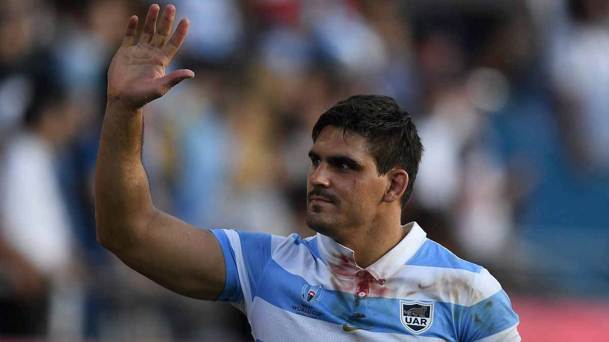 Pablo Matera ya no es el capitán de Los Pumas