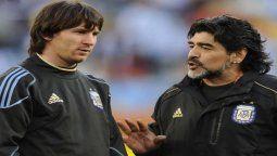 ¡Directo! Messi no ama la aventura como Maradona, dijo Fernando Signorini