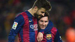 Gerard Piqué sobre el caso Lionel Messi: Yo como presidente habría actuado diferente