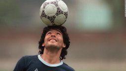 Adiós Diego Maradona.