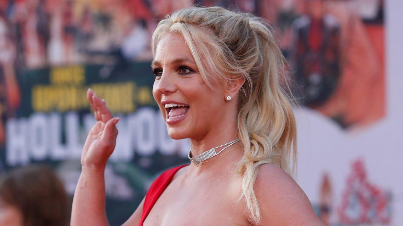 Britney lucha por su libertad
