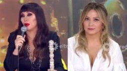 Moria Casán acusó de rencorosa a Karina La Princesita