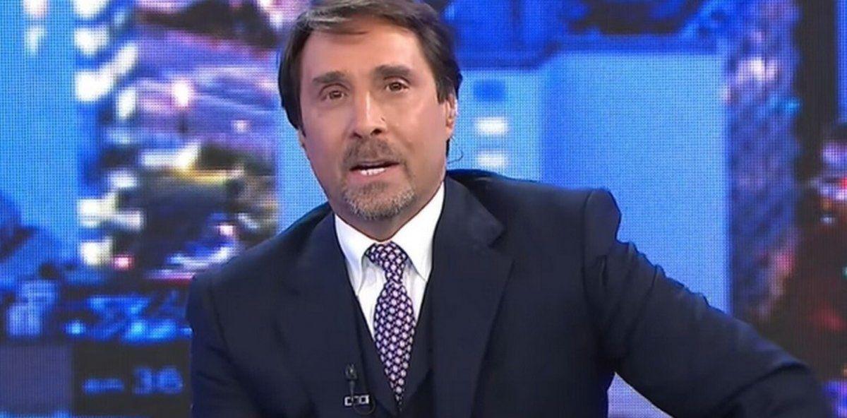 El periodista Eduardo Feinmann habló por primera vez de su repentina salida del canal A24 para formar parte del equipo de LN+.