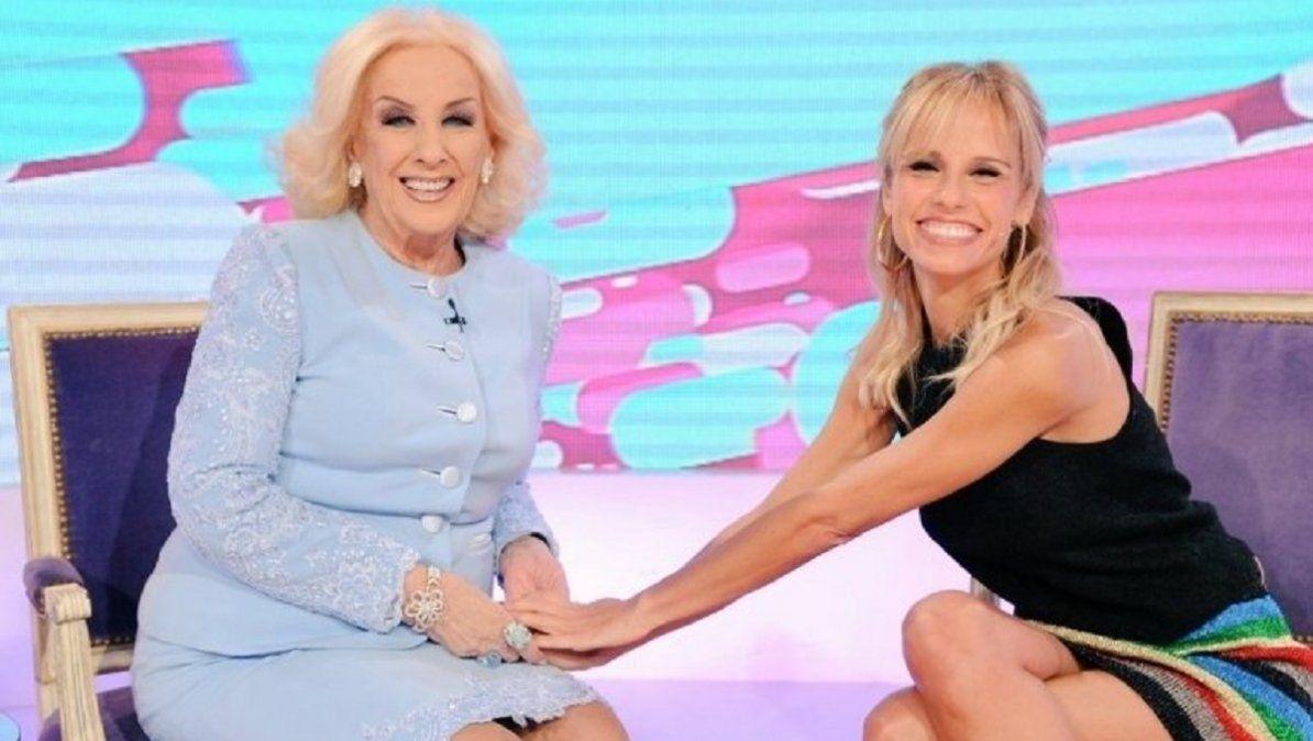¿Mirtha Legrand en contra del programa de Mariana Fabbiani?
