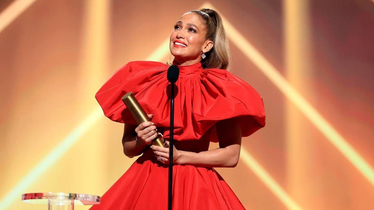 ¡Qué ejemplo! Jennifer Lopez valora lo más importante de este año: las personas