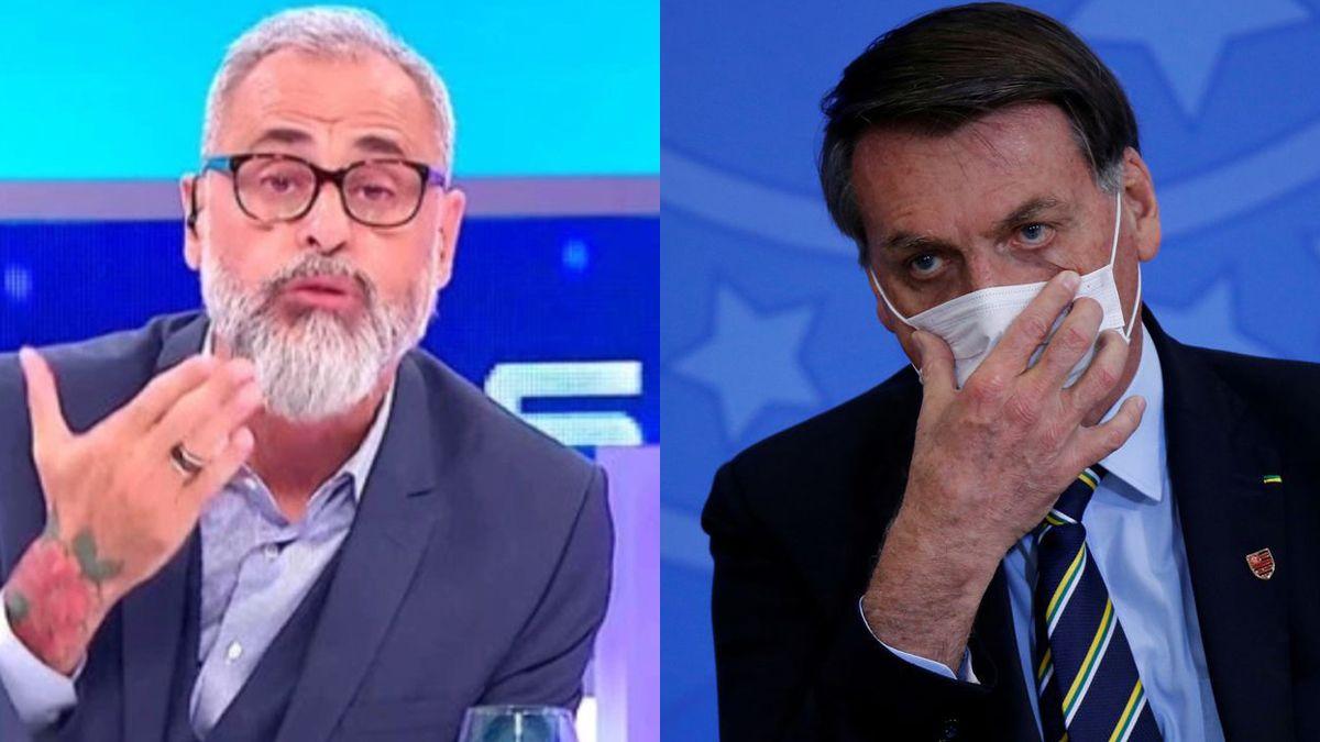 Jorge Rial cargó contra Bolsonaro y su Covid-19