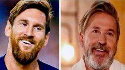 ¡Igualitos! El video de Lionel Messi cantando como Ricardo Montaner