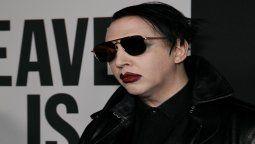 La actriz Esmé Biando se mudó con Marilyn Manson en 2011