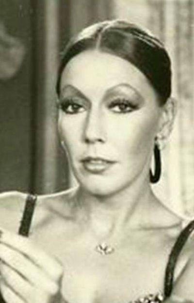 ¡Conmoción! Fallece Gogó Rojo, histórica vedette y actriz