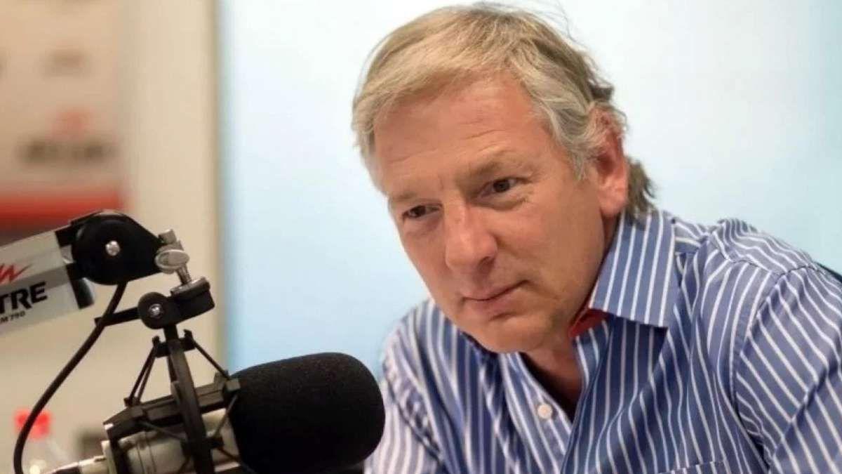 Marcelo Longobardi indignado con el gobierno