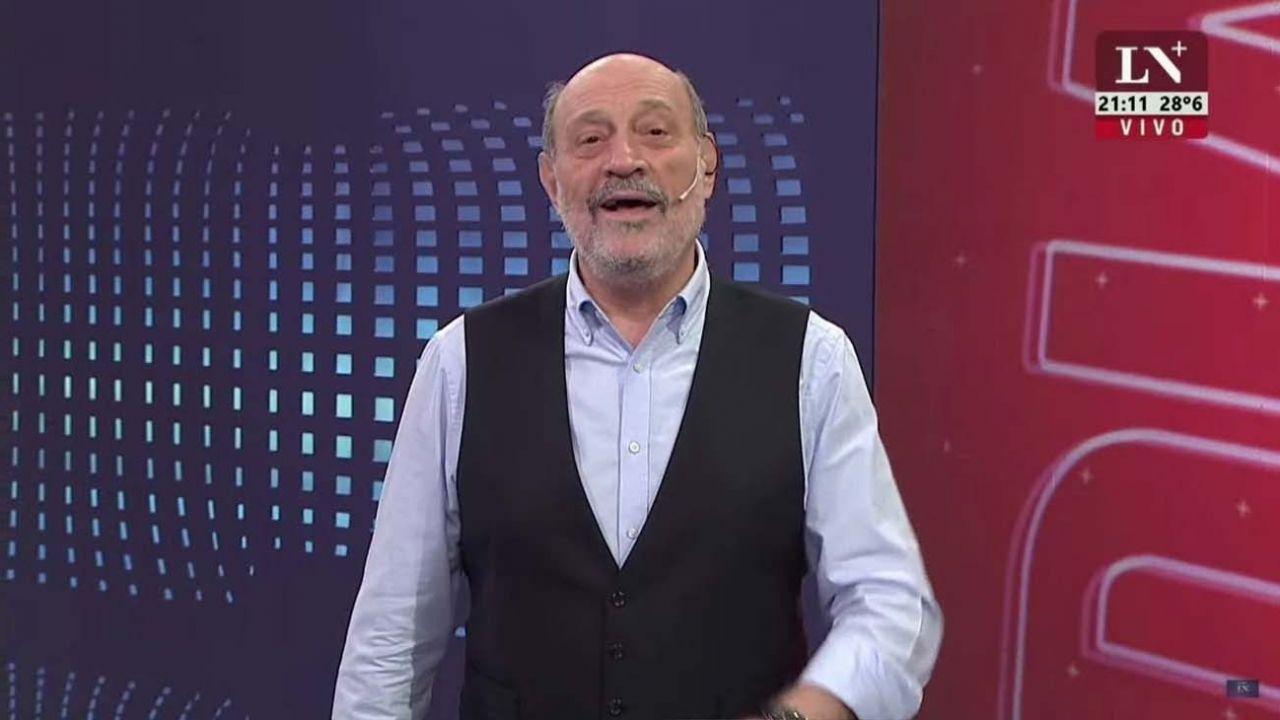 Alfredo Leuco calificó a Alberto Fernández como el presidente de la hipocresía y el cinismo