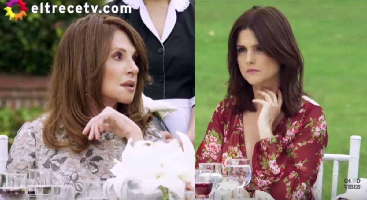 Leonor Benedetto habló de  Araceli González: La relación no me resultó fácil, la gente no tan disciplinada me cuesta