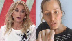 ¡Furiosa! Mica Viciconte le puso los puntos claros a Yanina Latorre: Lavate bien la boca antes de hablar de mí