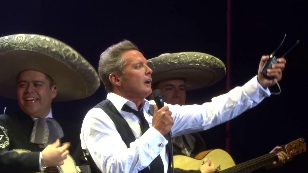 Así es como Luis Miguel apoyará al Mariachi Vargas en la pandemia