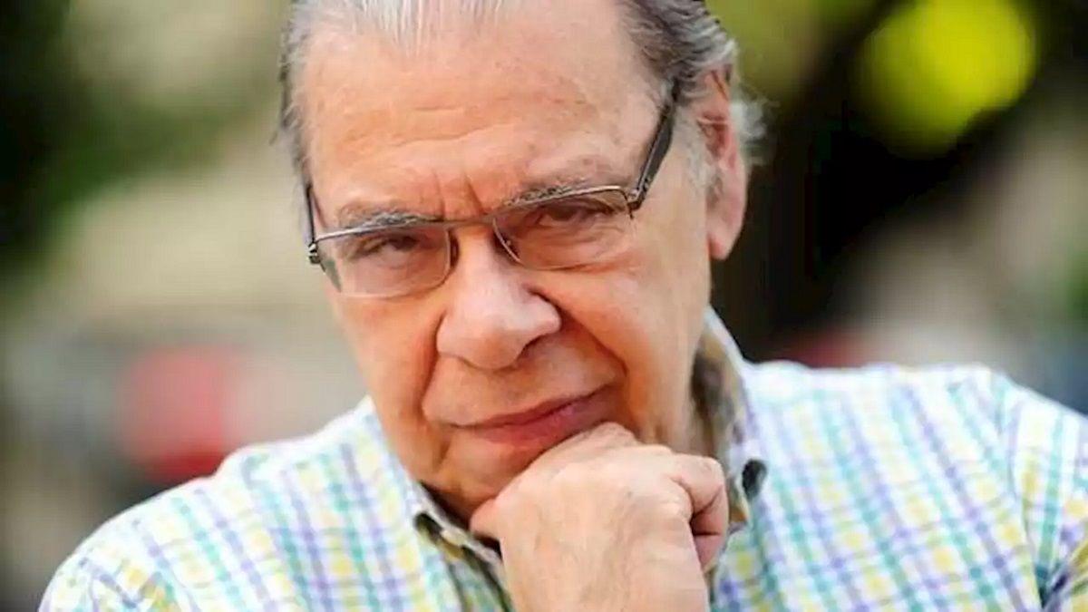 Enrique Pinti reveló su grave estado de salud