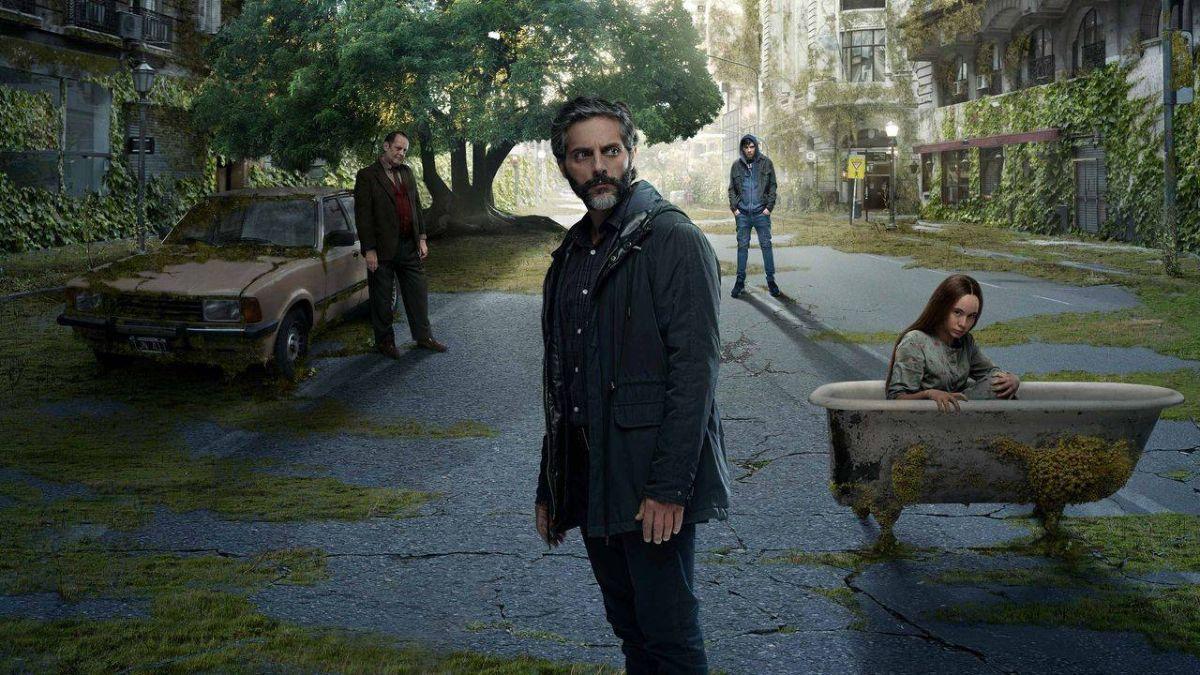 Joaquín Furriel protagoniza la tercera temporada de El Jardín de bronce que podrá disfrutarse en HBO