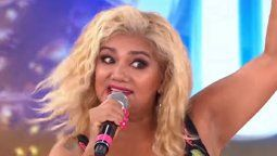 Gladys La Bomba Tucumana tuvo una noche polémica en el Cantando 2020