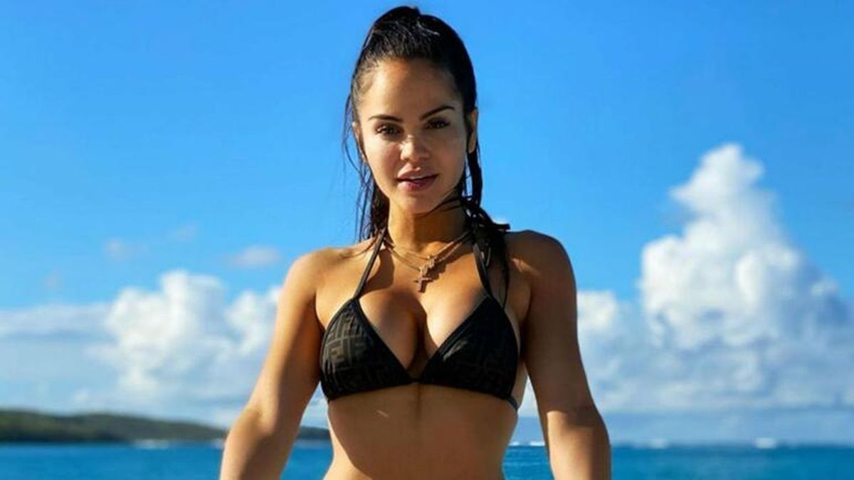 ¡Qué viva la genética! La sexy hermana de Natti Natasha en bikini