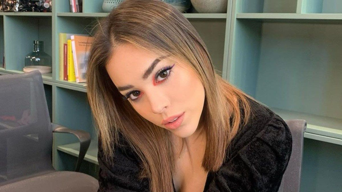 Danna Paola hizo un anuncio que dejó estupefactos a sus seguidores