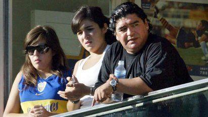 Dalma Maradona contó una historia emotiva de Diego Maradona