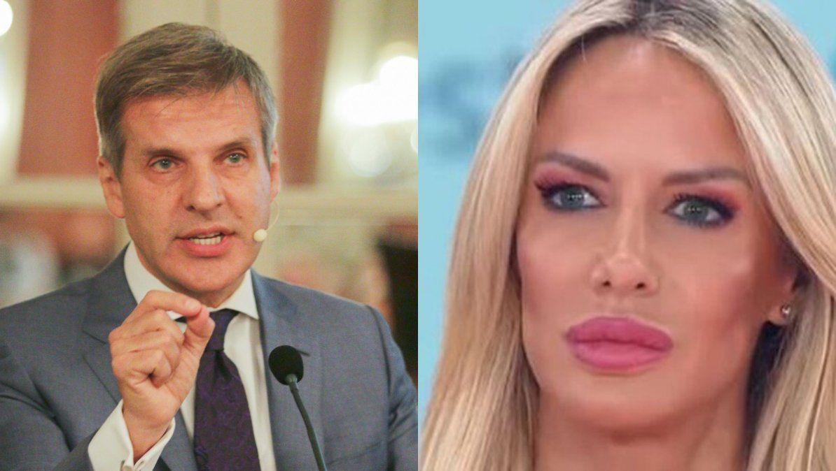 Martín Redrado le hará tres denuncias a Luciana Salazar