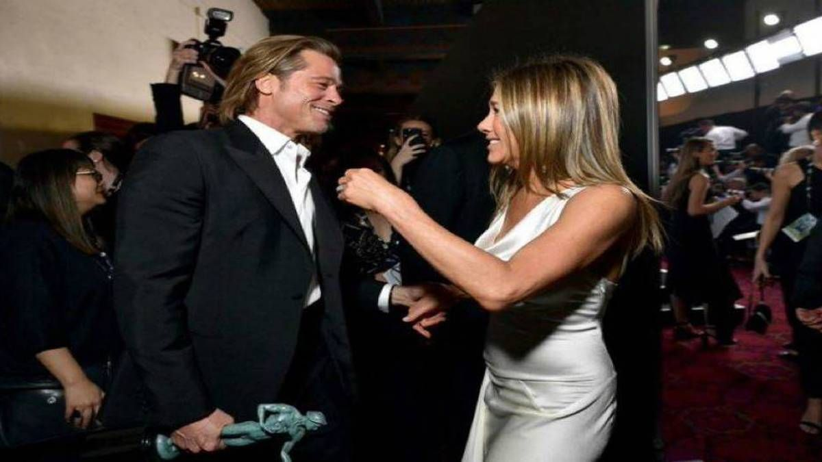 ¡Inesperado! Brad Pitt recibe el apoyo de Jennifer Aniston