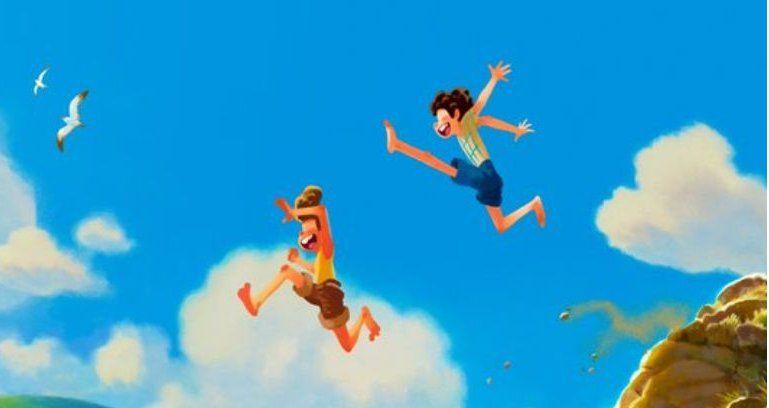 Luca es la nueva película animada de Pixar que estrenará en 2021