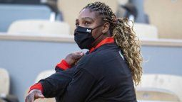 ¡Cumpleaños frío! Serena Williams cumple 39 años entrenando en París