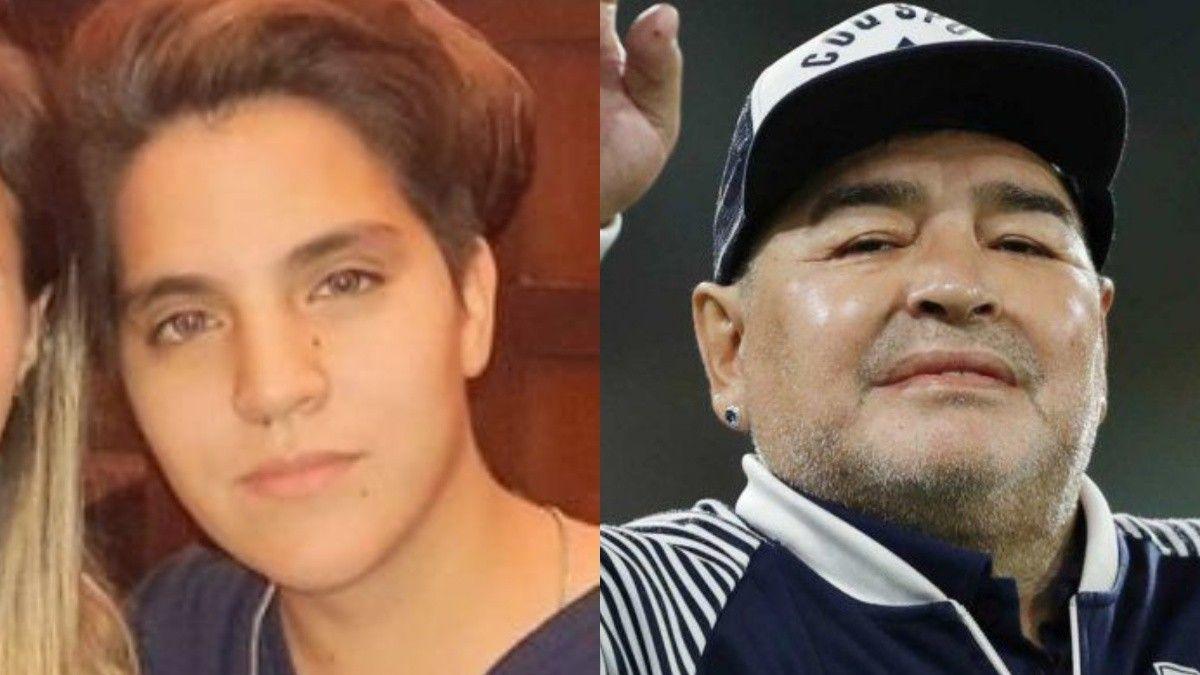 ¿Una nueva hija se suma al clan Maradona?