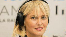 Barbijo en TV: cruce entre Romina Manguel y Gonzalo Heredia