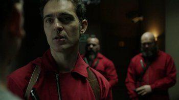 Pedro Alonso, quien interpreta a Berlín en la ficción, vuelve para una nueva temporada de La Casa de Papel