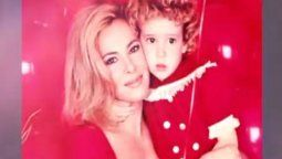 ¡Muy triste! Ana Obregón recuerda a Álex Lequio en plena Navidad