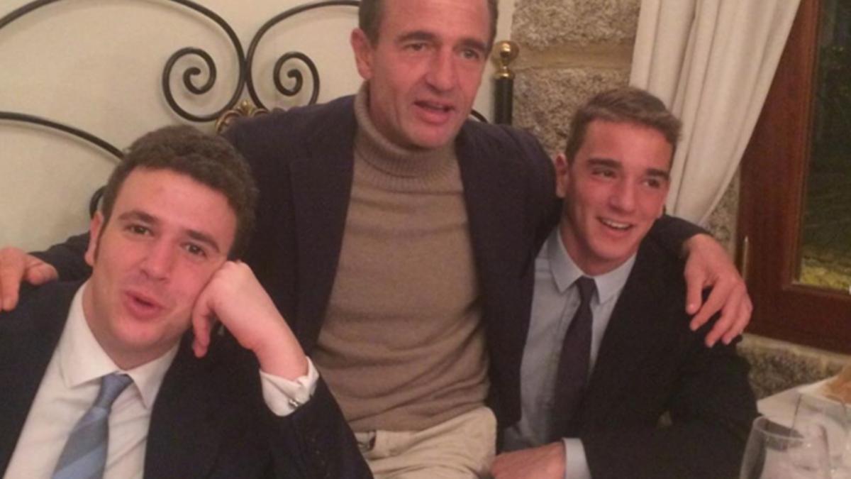 Estoy alejado: El hijo mayor de Alessandro Lequio pasó de ser modelo a mesero