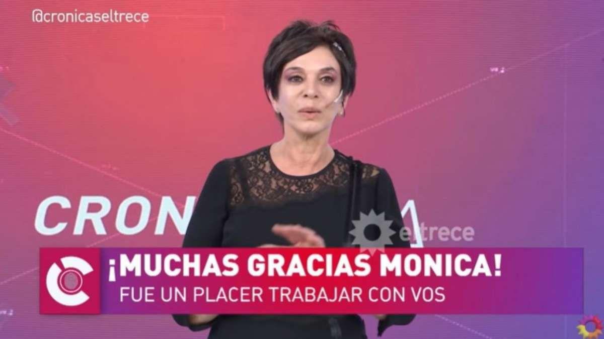 Fuerte frase de Mónica Gutiérrez contra Jorge Rial