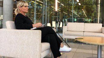 Romina Manguel bancó los dichos de Jonatan Viale