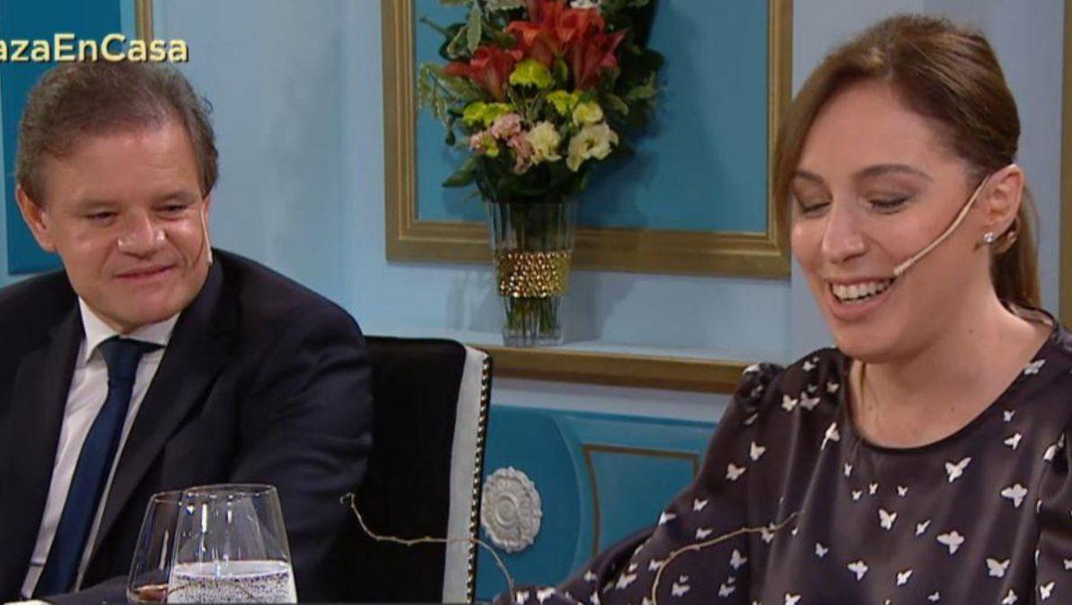 María Eugenia Vidal confesó que le pidió a Mirtha Legrand que le buscara un novio
