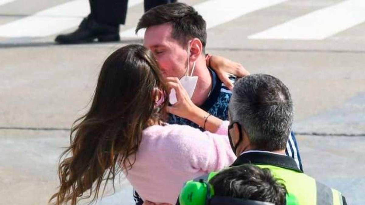 ¡Románticos! Lionel Messi y su cena con Antonela Roccuzzo