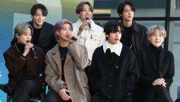 BTS causa revuelo en China por comentario sobre la guerra de Corea