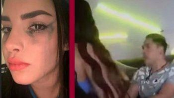¡En el rostro! Kimberly Loaiza agarró a golpes a Juan de Dios Pantoja