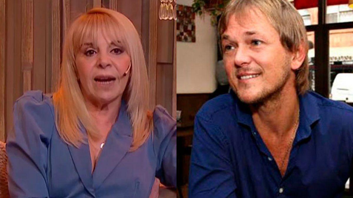 Claudia Villafañe dio detalles sobre su relación con Jorge Taiana