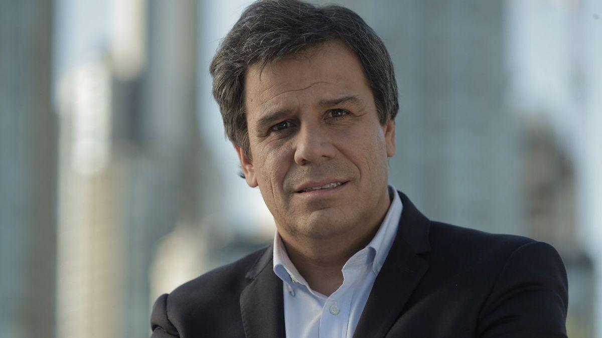 Facundo Manes aparece en su primera foto de campaña junto a Emilio Monzó