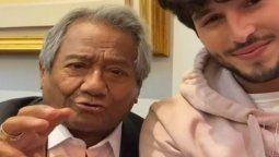 Sebastián Yatra a Armando Manzanero: Descansa en paz, maestro