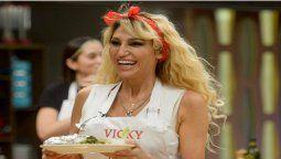Marcelo Polino reveló que Vicky Xipolitakis estará en la cocina de Karina Gao