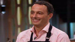 Fernando Carlos divirtió a Masterchef Celebrity con su imitación de Betular